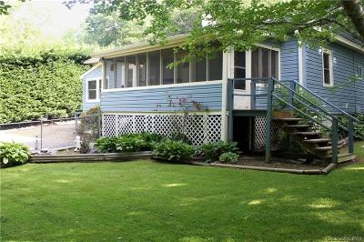 Black Mountain Single Family Home Under Contract-Show: 225 Buckner Road