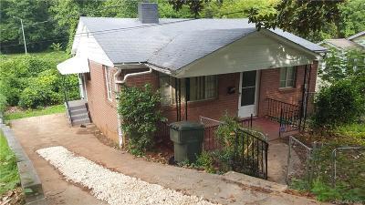 Catawba County Single Family Home For Sale: 603 1st Street SE