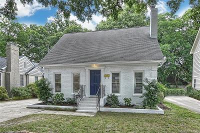 Dilworth Single Family Home Under Contract-Show: 2127 Floral Avenue