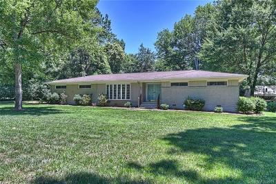 Single Family Home For Sale: 621 Wingrave Drive