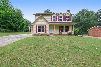 Gaston County Single Family Home For Sale: 699 Tryon Place