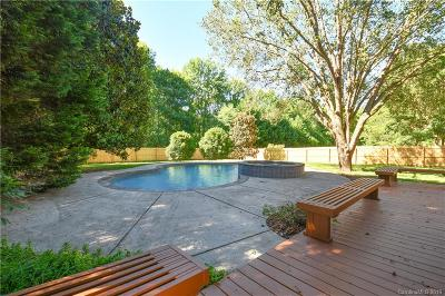 Charlotte Single Family Home Under Contract-Show: 9617 Stanton Green Court