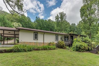 Hendersonville Single Family Home For Sale: 2108 Lamb Mountain Road