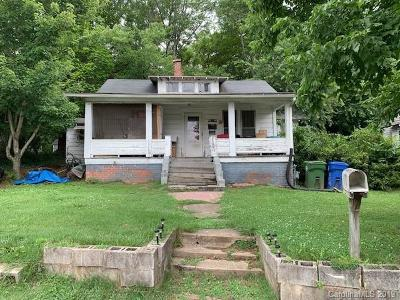 Asheville Single Family Home For Sale: 15 Oakley Place