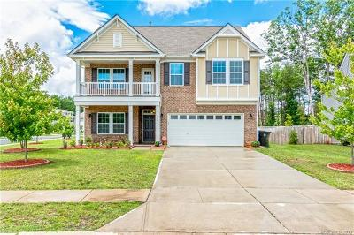 Mooresville Single Family Home For Sale: 222 Paradise Hills Circle