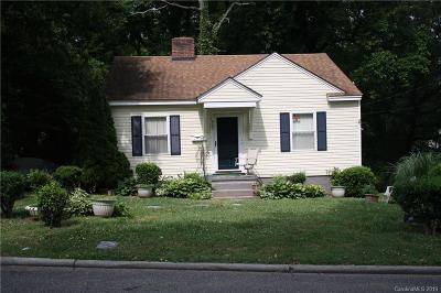 Gastonia Single Family Home For Sale: 405 Morris Street