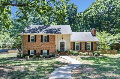 Sherwood Forest Single Family Home For Sale: 910 Longbow Road