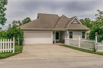 Hendersonville Single Family Home Under Contract-Show: 159 Ashefield Court