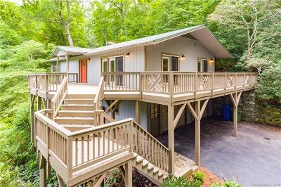Buncombe County Single Family Home Under Contract-Show: 24 Gardenwood Lane