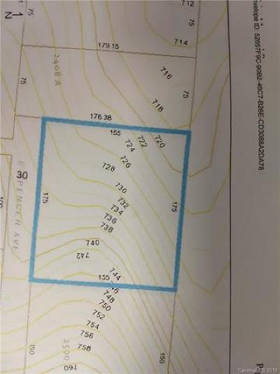 Gaston County Residential Lots & Land For Sale: Spencer Avenue