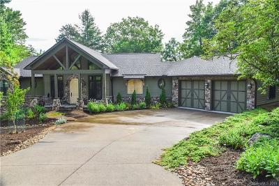 Brevard Single Family Home For Sale: 69 Uwohali Court #L019/U08