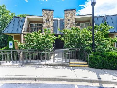 Asheville NC Condo/Townhouse For Sale: $310,000