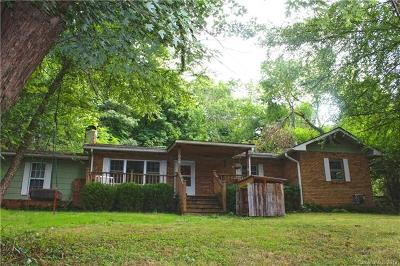 Brevard Single Family Home For Sale: 868 Cashiers Valley Road