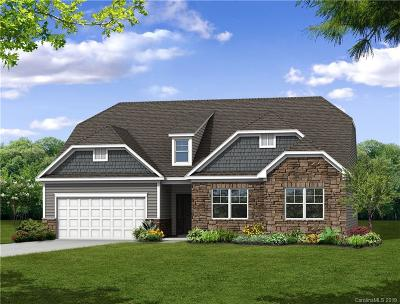 Gaston County Single Family Home For Sale: Lot 1 Robinson Oaks Drive #Lot 1