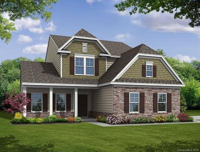 Gastonia Single Family Home For Sale: Lot 2 Robinson Oaks Drive #Lot 2