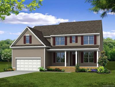 Gaston County Single Family Home For Sale: Lot 16 Robinson Oaks Drive #Lot 16
