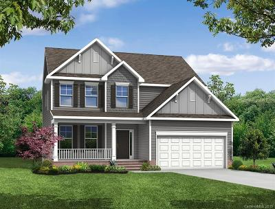 Gastonia Single Family Home For Sale: Lot 17 Robinson Oaks Drive #Lot 17