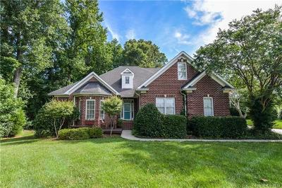 Mint Hill Single Family Home For Sale: 10329 Spring Meadow Drive