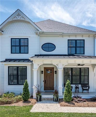 Davidson Single Family Home For Sale: 347 Delburg Street