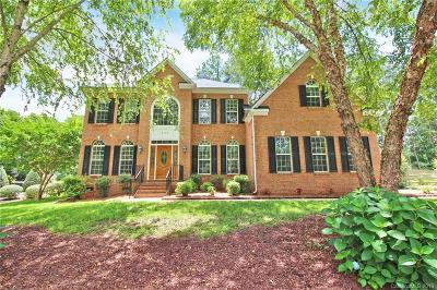Mooresville Single Family Home For Sale: 123 Swift Creek Lane