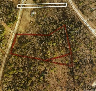 Henderson County Residential Lots & Land For Sale: 99999 Paradise Road