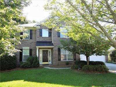 Mooresville Single Family Home For Sale: 157 Fox Hollow Road