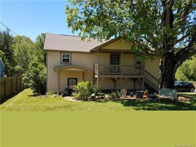 Asheville Single Family Home For Sale: 2401 Riceville Road
