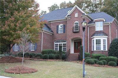 Charlotte Single Family Home For Sale: 16927 Turtle Point Road