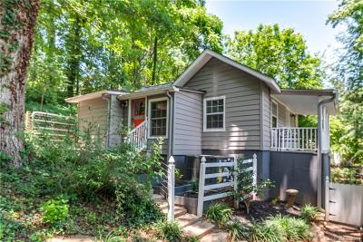 Tryon Single Family Home Under Contract-Show: 265 McDonald Street