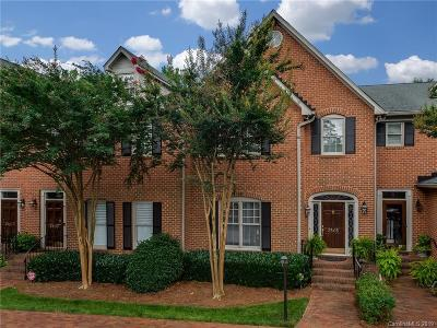 Charlotte Condo/Townhouse Under Contract-Show: 3505 Kylemore Court