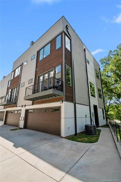 Charlotte Condo/Townhouse For Sale: 1012 Westbrook Drive