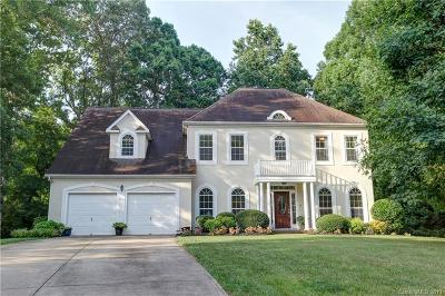 Mint Hill Single Family Home Under Contract-Show: 7151 Plough Drive