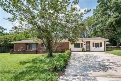 Midland Single Family Home For Sale: 13062 Cabarrus Station Road