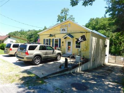 Lake Lure Commercial For Sale: 3143 Memorial Highway E