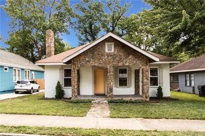 Charlotte Single Family Home For Sale: 1616 Pegram Street