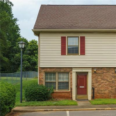 Condo/Townhouse Under Contract-Show: 6428 Old Pineville Road #A