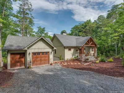 Lake Lure NC Single Family Home For Sale: $425,000