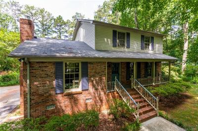 Mint Hill Single Family Home For Sale: 4619 Pine Needle Trail