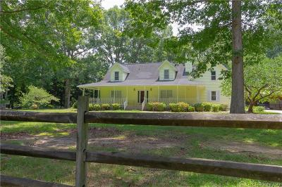 Clover Single Family Home For Sale: 1737 Glenway Road