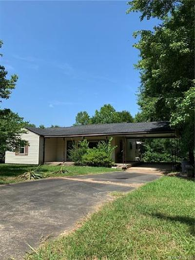 Single Family Home For Sale: 1631 Old Friendship Road