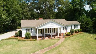 Rock Hill Single Family Home For Sale: 351 Country Club Drive