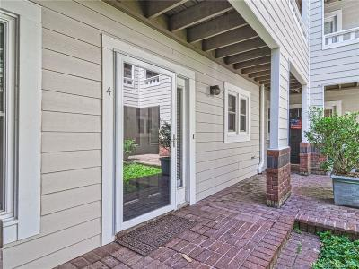 Myers Park Condo/Townhouse Under Contract-Show: 2719 Selwyn Avenue #4