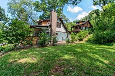 Asheville Single Family Home For Sale: 109 and 111 Santee Street