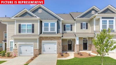 Condo/Townhouse For Sale: 6516 Harris River Way #LOT 28