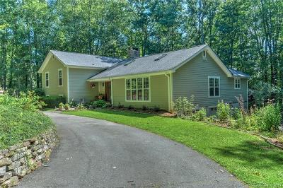 Mills River Single Family Home Under Contract-Show: 349 Foxhall Road