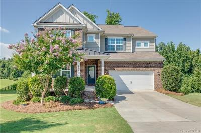 Gastonia Single Family Home For Sale: 2500 Flintshire Lane