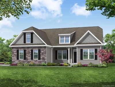 Mooresville Single Family Home For Sale: 214 Bushney Loop #Lot 26