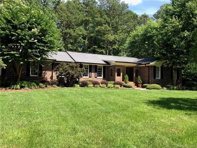 Kannapolis Single Family Home Under Contract-Show: 1405 Huntingdon Road