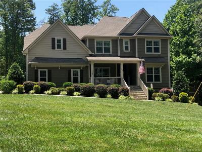 Mooresville Single Family Home For Sale: 262 Wilson Lake Road