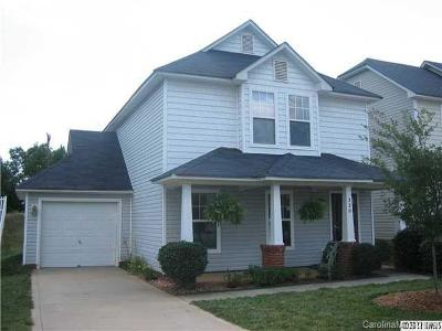 Matthews NC Single Family Home For Auction: $199,750